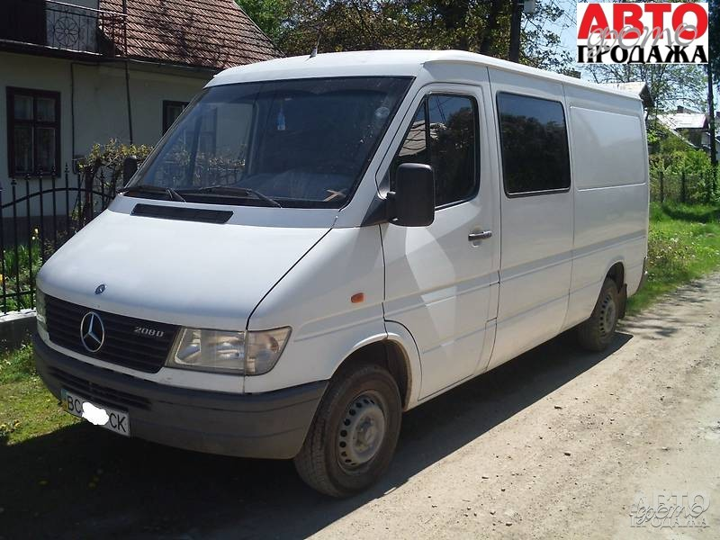 Продажа Mercedes-Benz Sprinter 208 пасс.  1999г.в