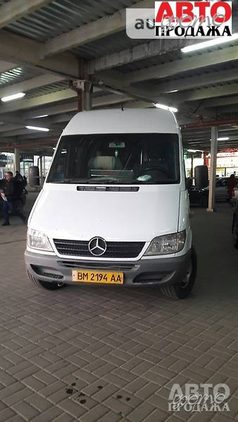 Продажа Mercedes-Benz Sprinter 313 пасс.  2002г.в