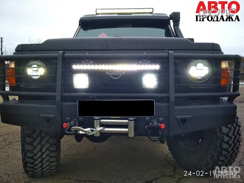 Продажа Nissan Patrol Off road  1993г.в