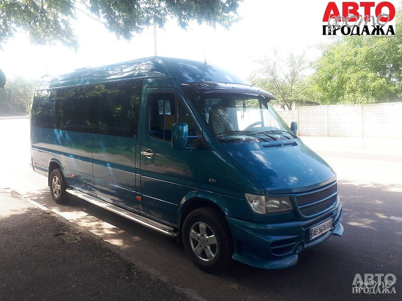 Продажа Mercedes-Benz Sprinter 312 пасс.  2000г.в