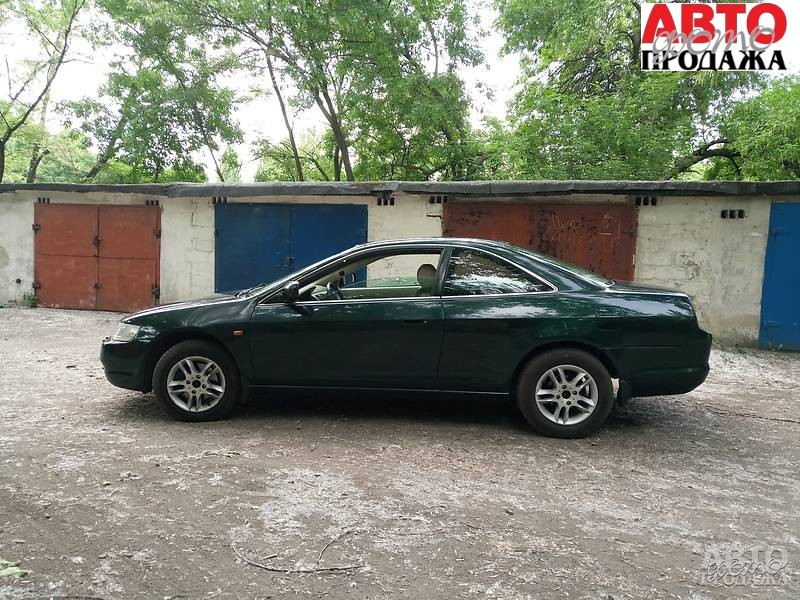 Продажа Honda Accord Coupe USA  1999г.в