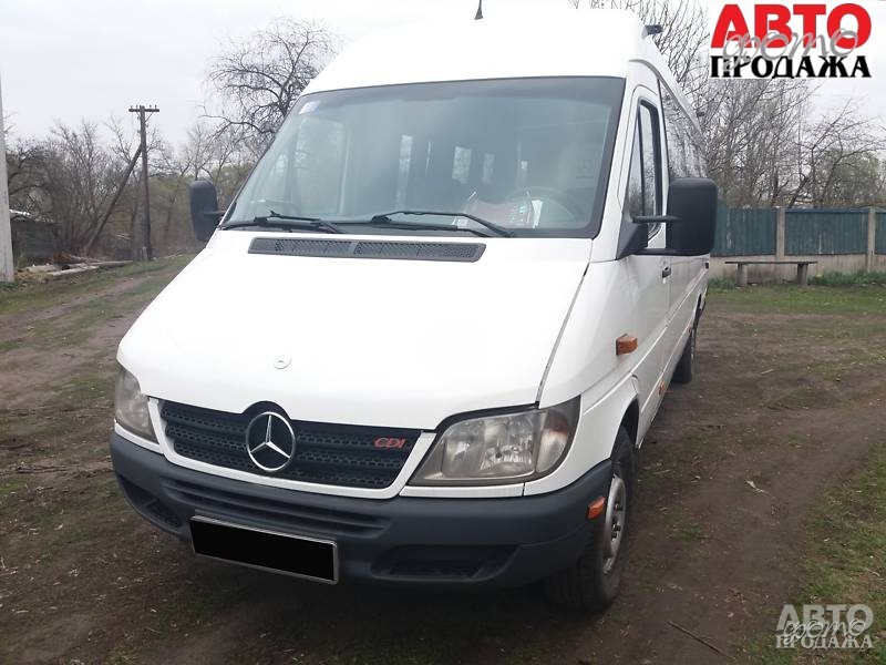 Продажа Mercedes-Benz Sprinter 313 пасс.  2003г.в