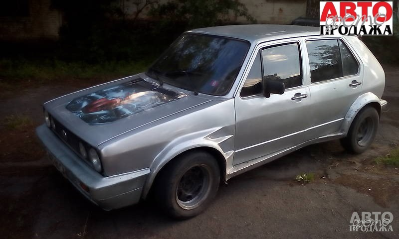 Продажа Volkswagen Golf I  1981г.в