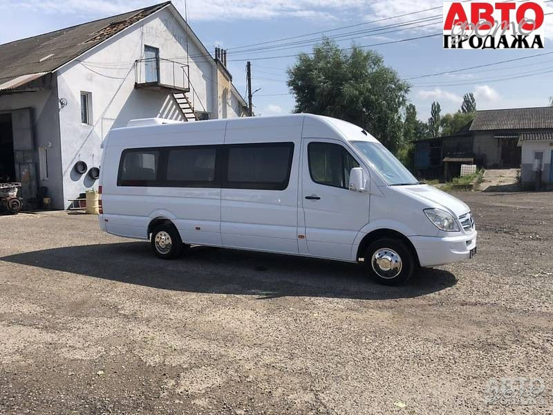 Продажа Mercedes-Benz Sprinter 519 пасс.  2011г.в