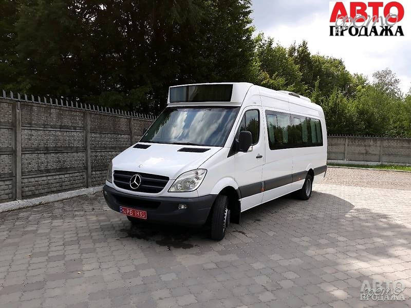 Продажа Mercedes-Benz Sprinter 516 пасс.  2010г.в