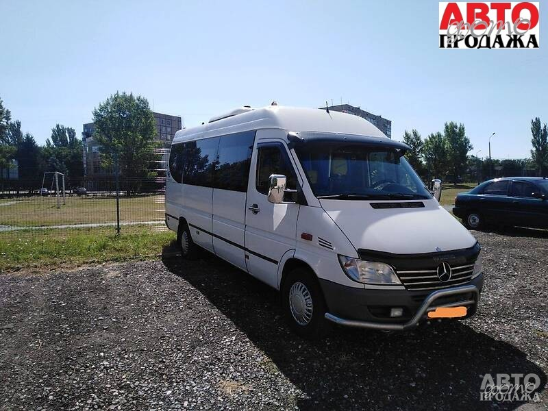 Продажа Mercedes-Benz Sprinter 313 пасс.  2001г.в