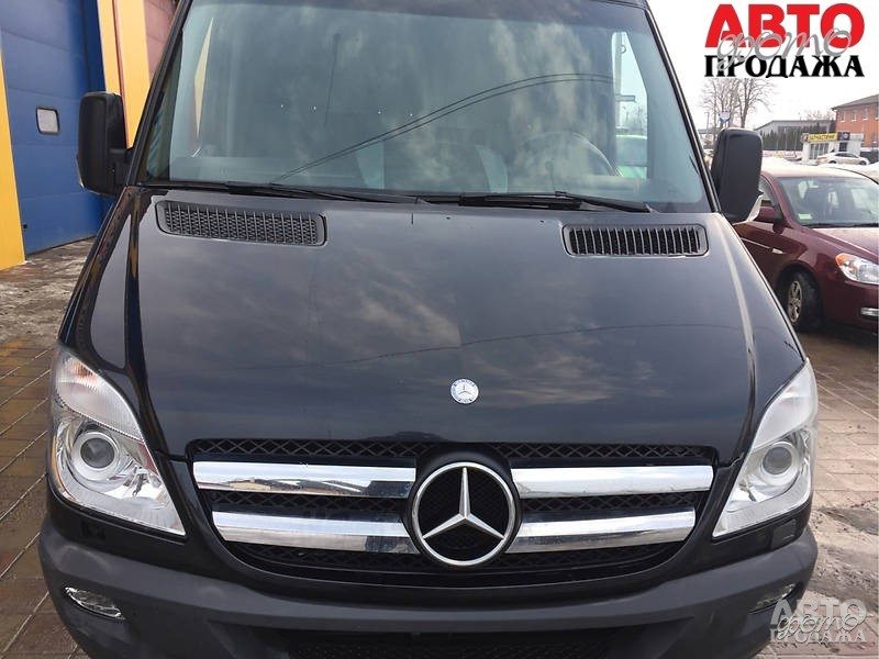 Продажа Mercedes-Benz Sprinter 313 груз. Кабина 2012г.в