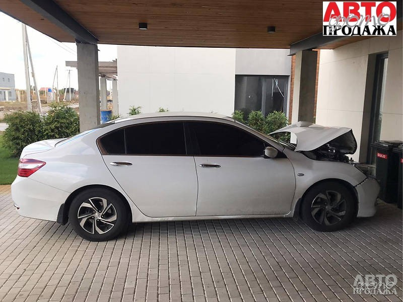 Honda Accord  2017 г.в