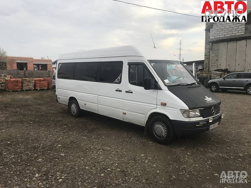 Mercedes-Benz Sprinter 308 пасс. автобус 20 місьть  1998 г.в