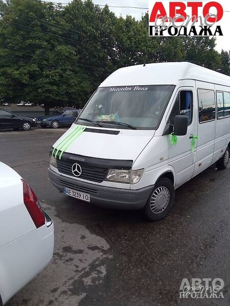 Mercedes-Benz Sprinter 312 пасс.  1996 г.в