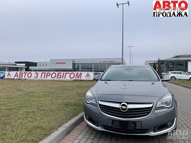 Opel Insignia Cosmo Business  2016 г.в