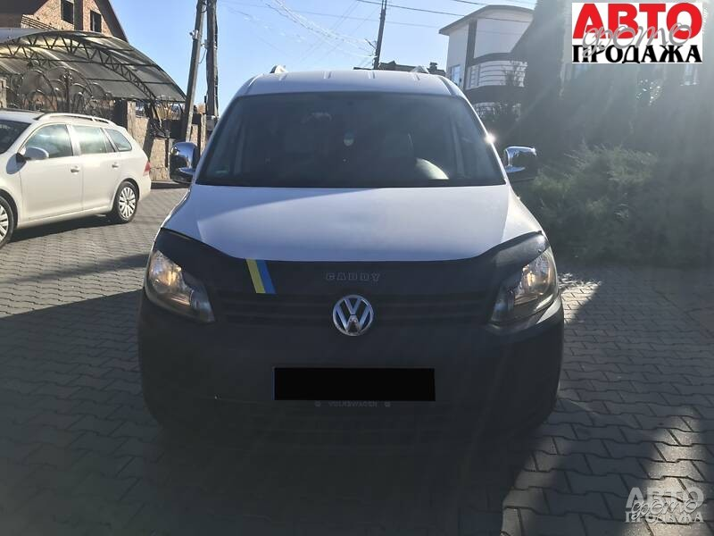 Продажа Volkswagen Caddy пасс.  2013г.в