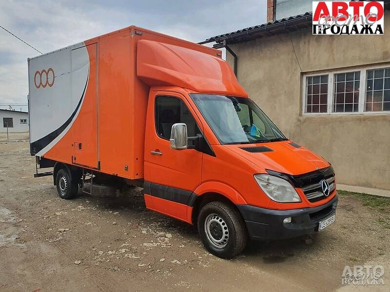 Mercedes-Benz Sprinter 318 груз. Кабина 2006 г.в