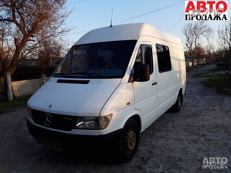 Mercedes-Benz Sprinter 312 груз. Кабина 1999 г.в