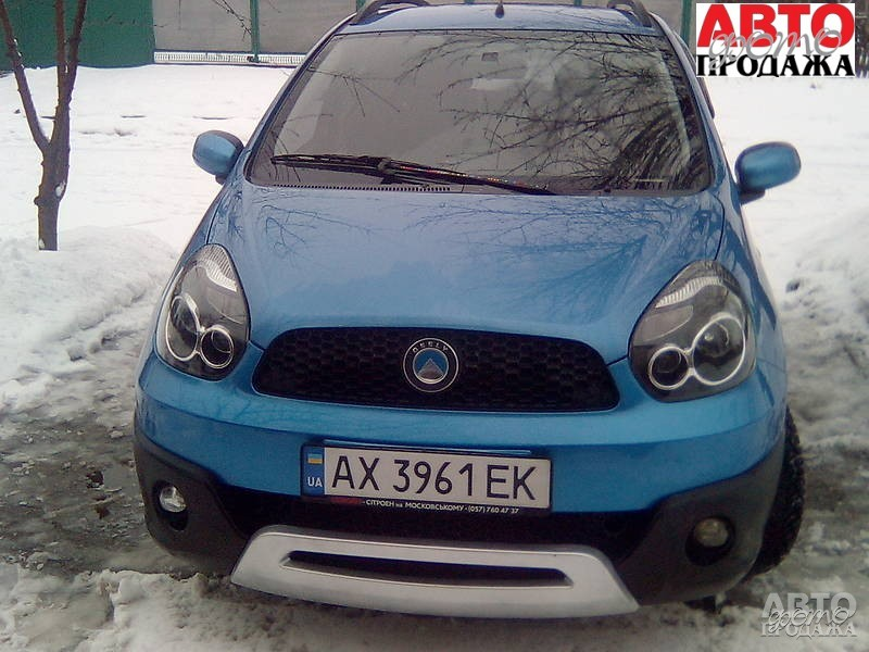 Geely GХ2 Cross  2012 г.в