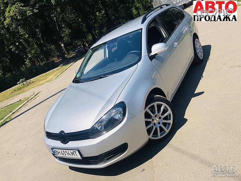 Volkswagen Golf VI BLUEMOTION  2010 г.в