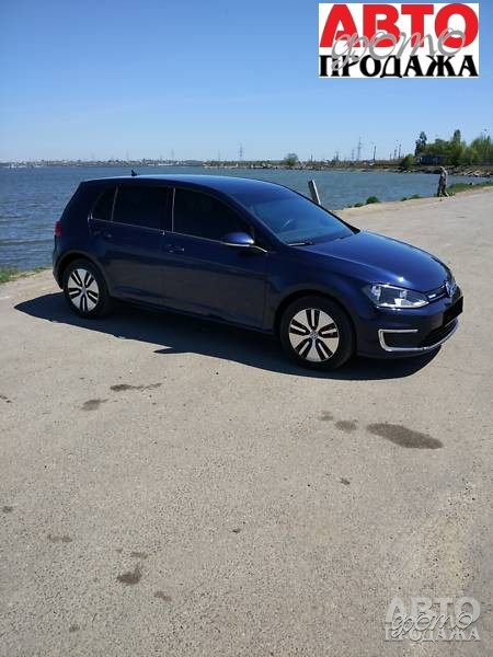 Volkswagen e-Golf  2016 г.в