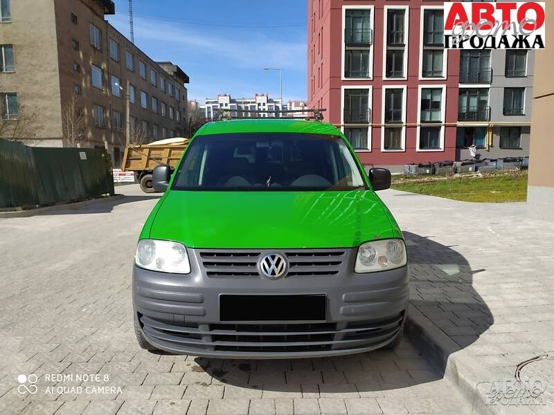 Volkswagen Caddy пасс.  2005 г.в