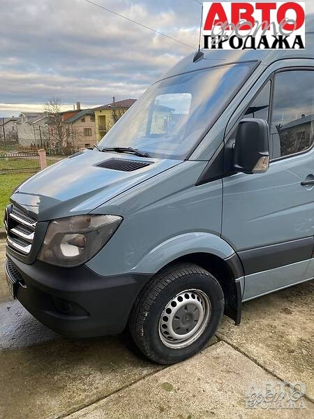 Mercedes-Benz Sprinter 313 груз. Кабина 2014 г.в