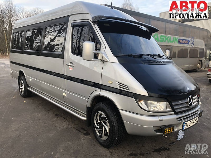 Mercedes-Benz Sprinter 316 пасс.  2006 г.в
