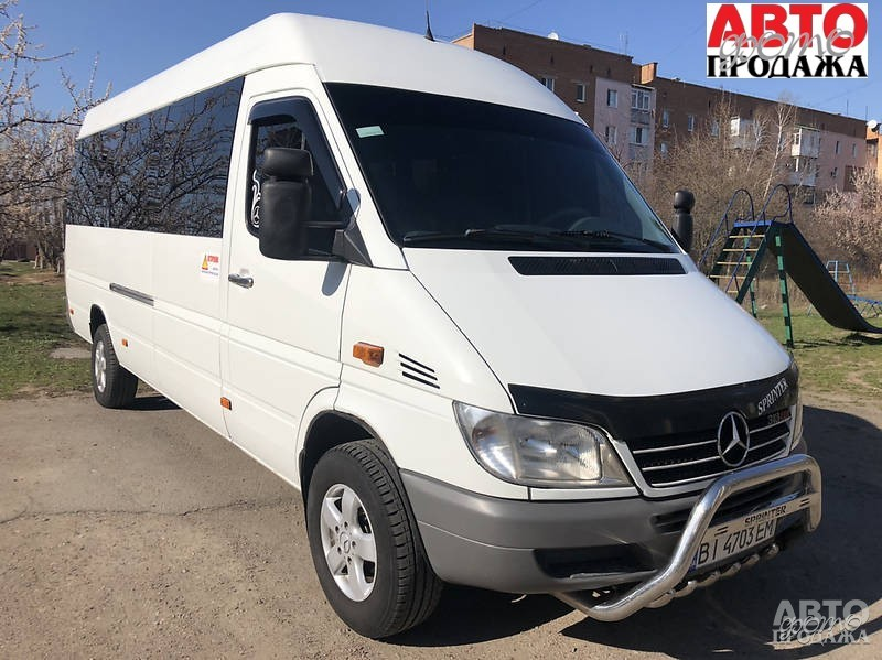Mercedes-Benz Sprinter 313 пасс.  2004 г.в