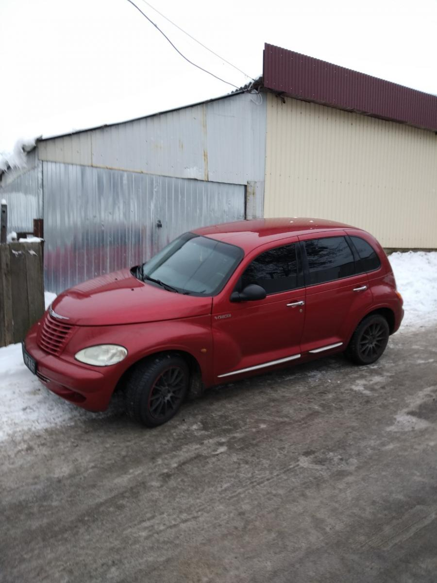 Продажа Chrysler PT Cruiser  2003г.в