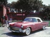 Мэрилин Монро обожала свой Ford Thunderbird