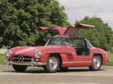 Итальянская звезда Софи Лорен предпочитала Mercedes-Benz 300 SL