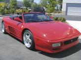 В гараже Шерон Стоун нашлось место для Ferrari 348 Spider