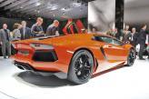 Lamborghini LP700-4 Aventador