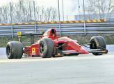 """Ferrari 641 1990 года - первый болид """"Формулы-1"""" с Traction control"""