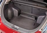 Объем багажника вырос до 370 л