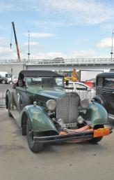 Packard Convertible 1934 года