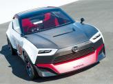 Nissan IDx Nismo выполнен в гоночном стиле