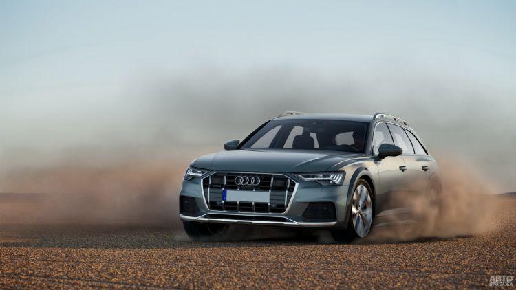 Audi A6 Allroad Quattro: новое поколение к юбилею