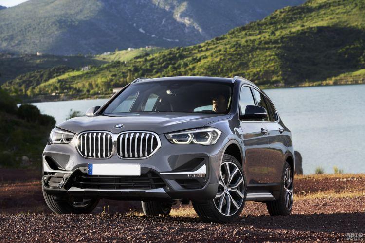 BMW X1: обновление