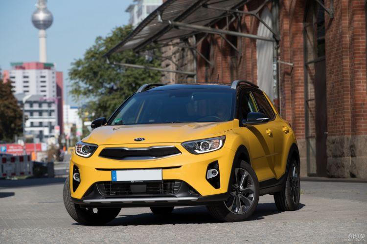 Kia Stonic, Renault Captur и Seat Arona: для городских джунглей