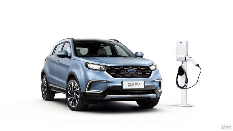 Ford представил недорогой электрический вседорожник