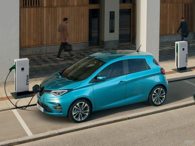 Renault Zoe: повторная модернизация