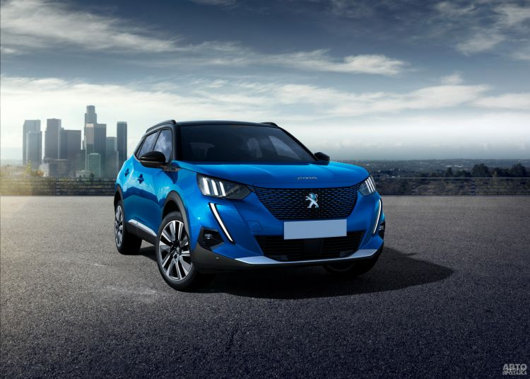 Peugeot 2008: смена образа