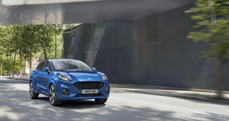 Ford Puma: возвращение в новом образе