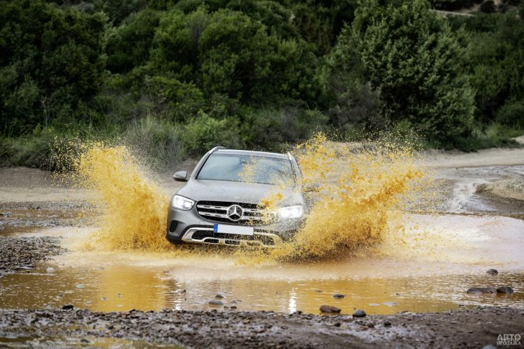 Mercedes-Benz GLC: модернизация