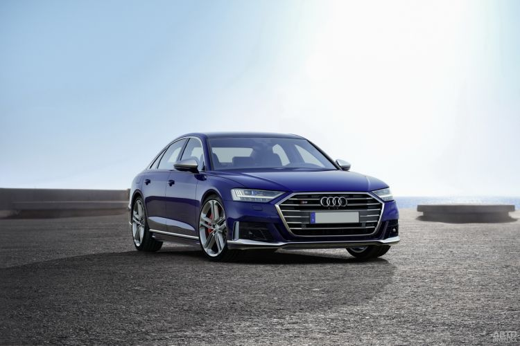 Audi S8: новый флагман в линейке