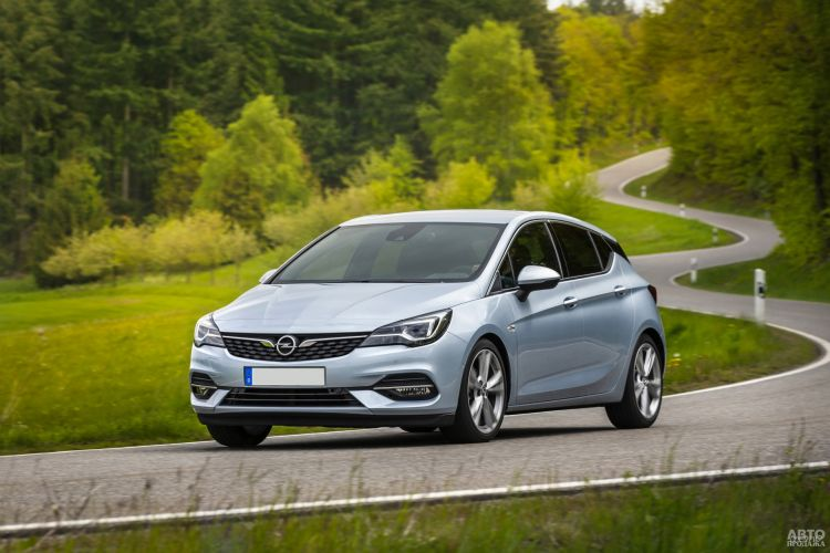 Opel Astra: модернизация