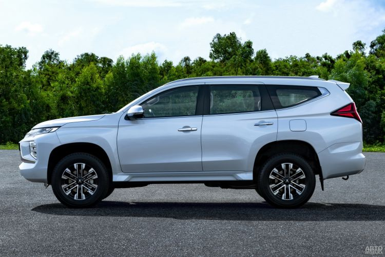 Mitsubishi Pajero Sport: серьезное обновление
