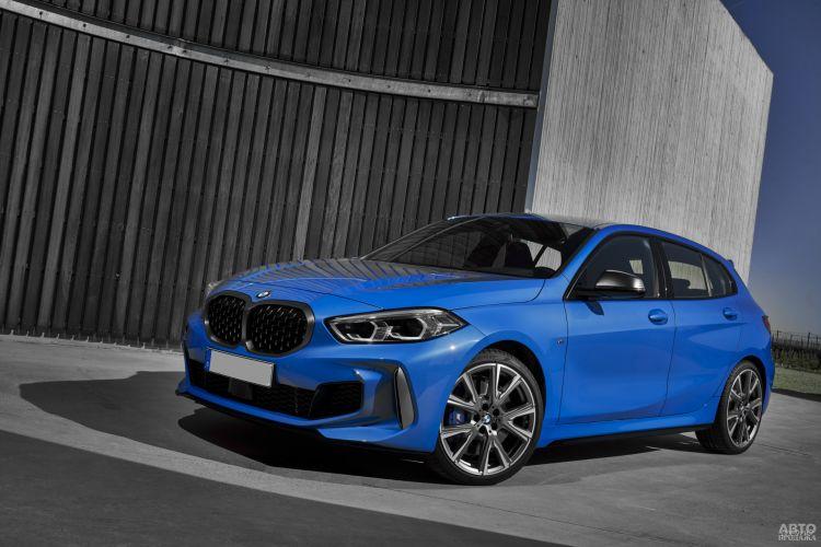 BMW 1 Series: революция