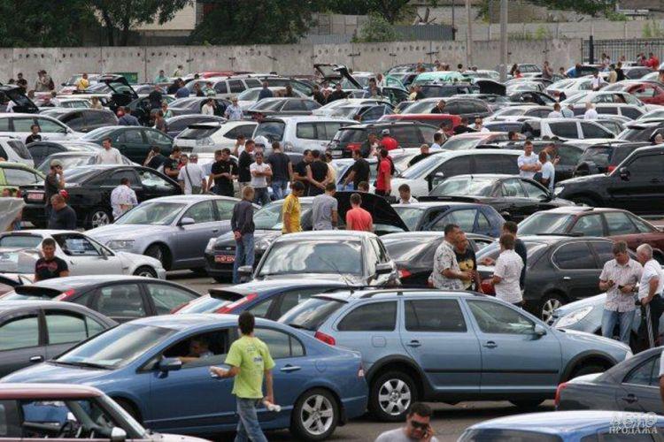 Рынок б/у авто в Украине вырос в 5 раз