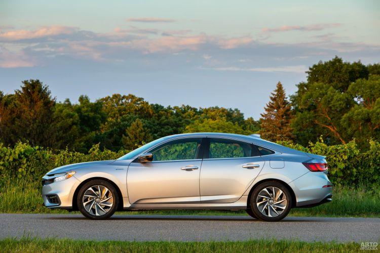 Honda Insight: преображение