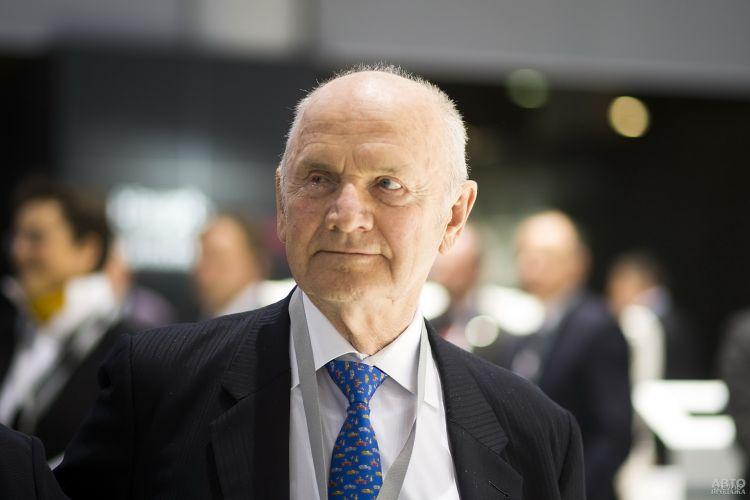 Фердинанд Пиех: отец Audi Quattro и Bugatti Veyron