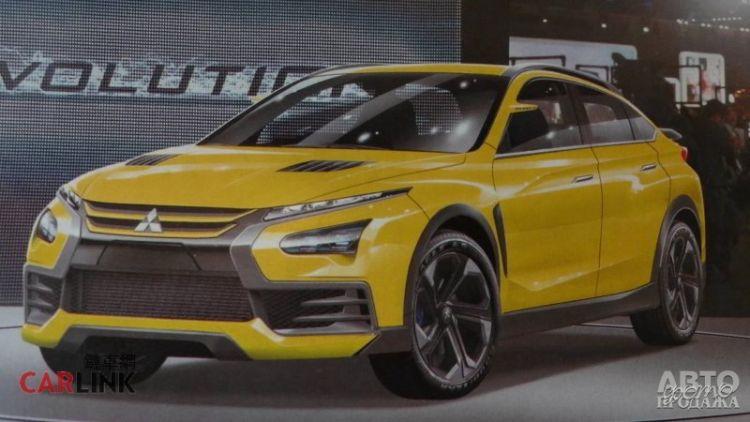 Новый Mitsubishi Evolution станет электромобилем